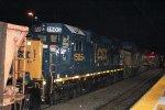 CSX 1505 on Q409